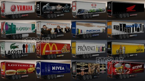 Trailers Pack (3)