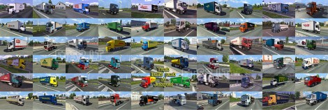 Truck Traffic Pack (3)