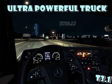 Ultra Powerful Truck