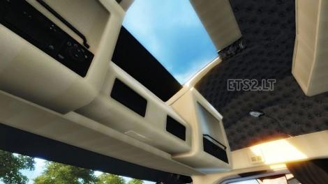 Volvo FH 2012 Interior (2)