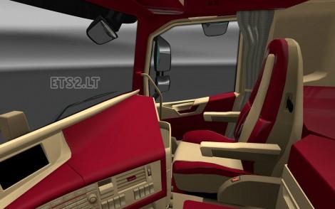 Volvo FH 2012 Interior (3)