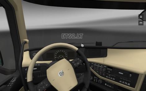 Volvo FH16 2012 HD Interior (1)