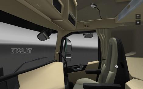 Volvo FH16 2012 HD Interior (2)
