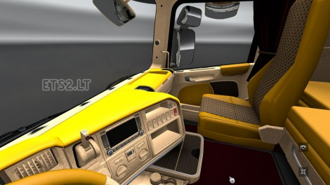 Yellow Interior (2)