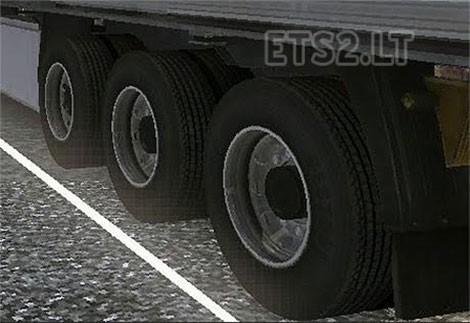 double-wheels