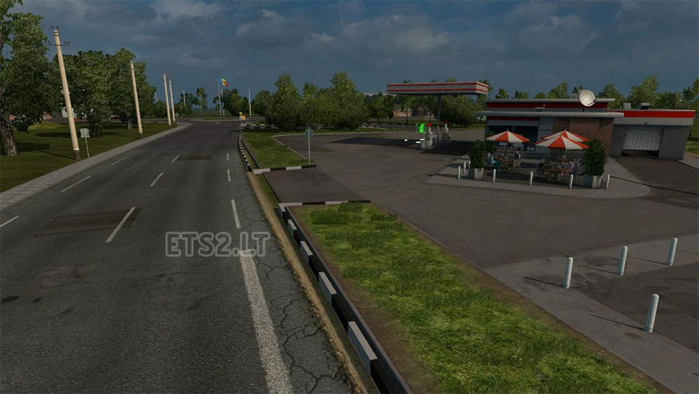 Republic of Moldova Map Project v0 2 RC2 | ETS 2 mods