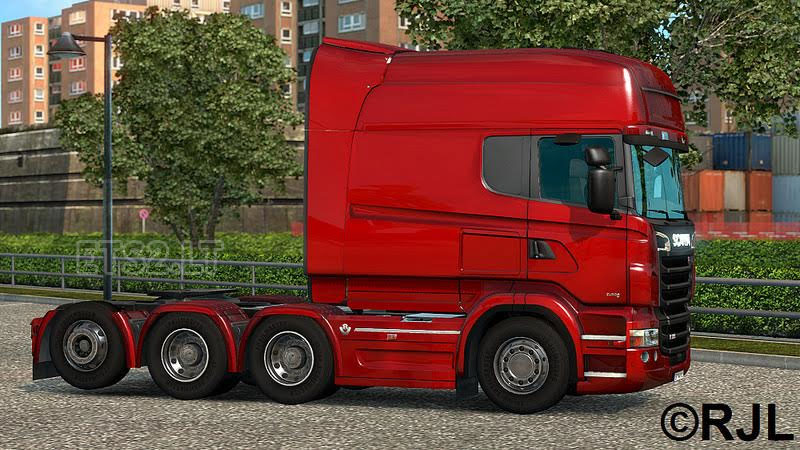 Scania 10x4 Chassis Ets 2 Mods
