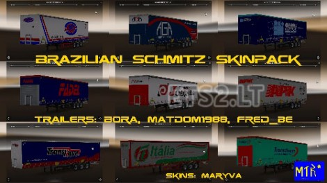 Brazilian Schmitz Trailers (1)