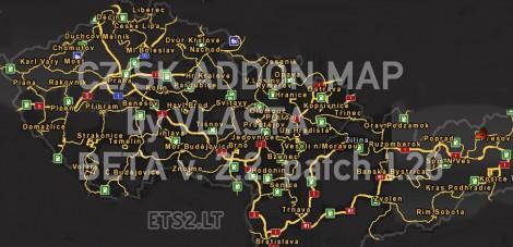 CZSK addon Map