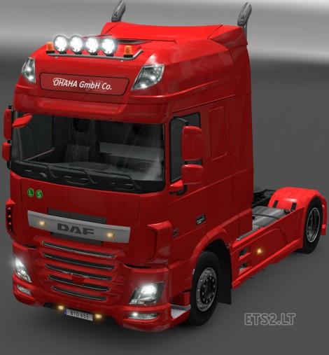 DAF XF E6