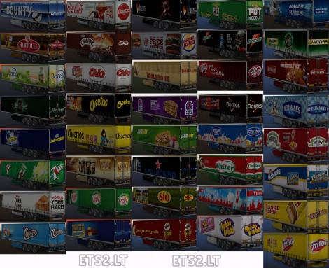 Food & Drink Trailers Pack (1)
