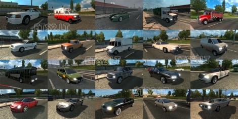 GTA IV Traffic