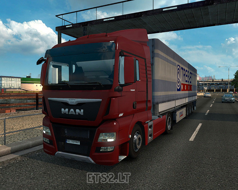 man tgx euro 6 v 1 3 ets 2 mods. Black Bedroom Furniture Sets. Home Design Ideas