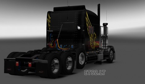 Modified Peterbilt 389 (2)