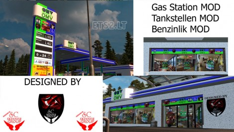 Reale Gas Station (1)