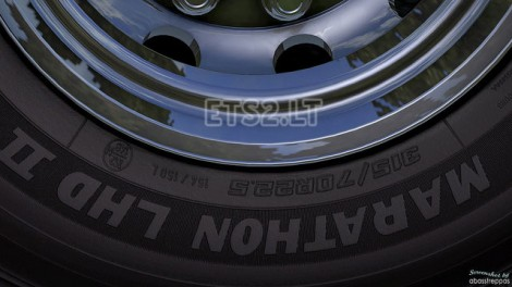 Rims and Tyres (2)