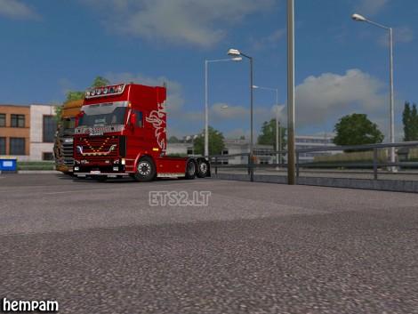 Scania 113M & 143M (1)