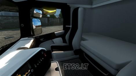 Scania Interior (2)