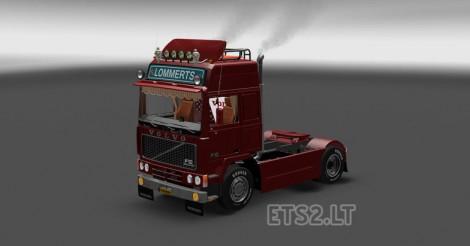 Volvo F10 8x4 PBA