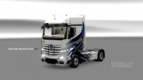 blue-actros