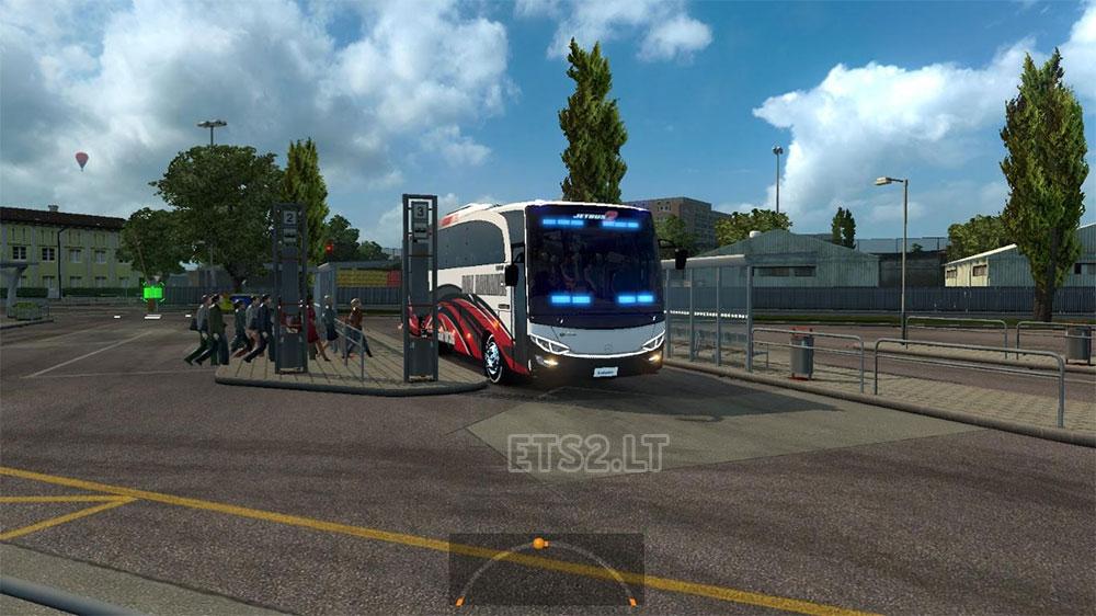 bus passenger | ETS 2 mods - Part 2