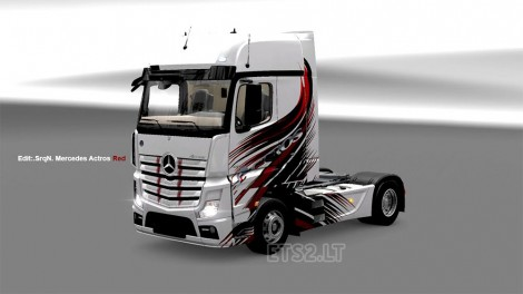 red-actros