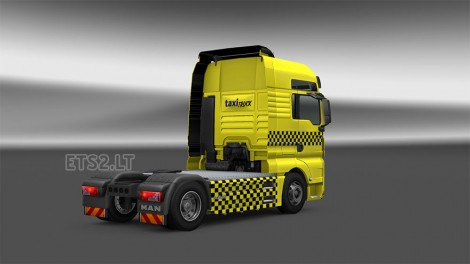taxi-truck