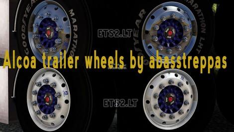 Alcoa Trailer Wheels