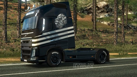 Black-Lion