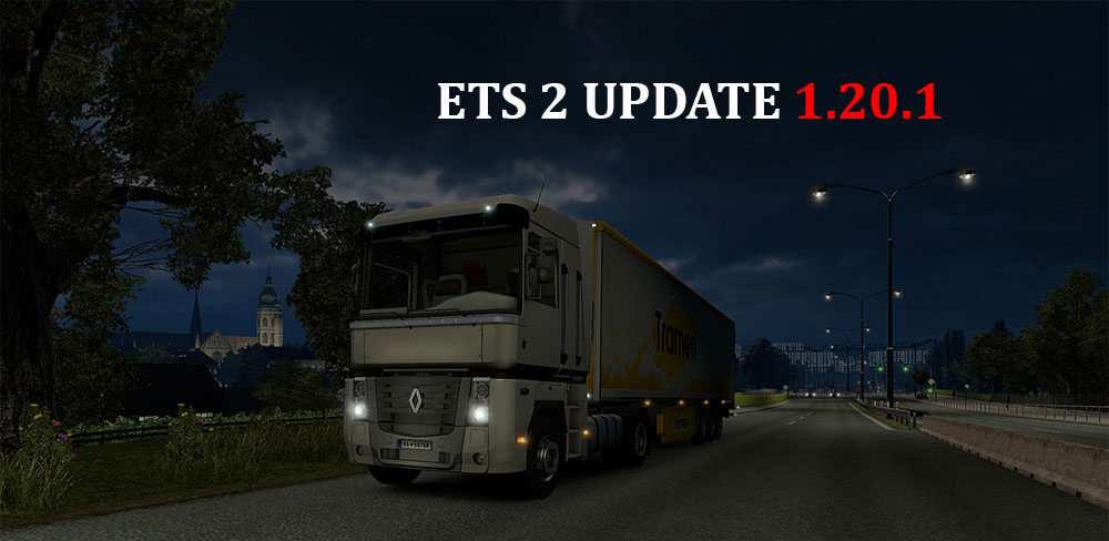 ETS 2 Update 1.20.1  ETS 2 mods