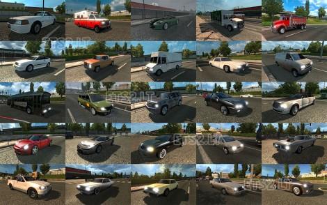 GTA IV Traffic Pack (1)