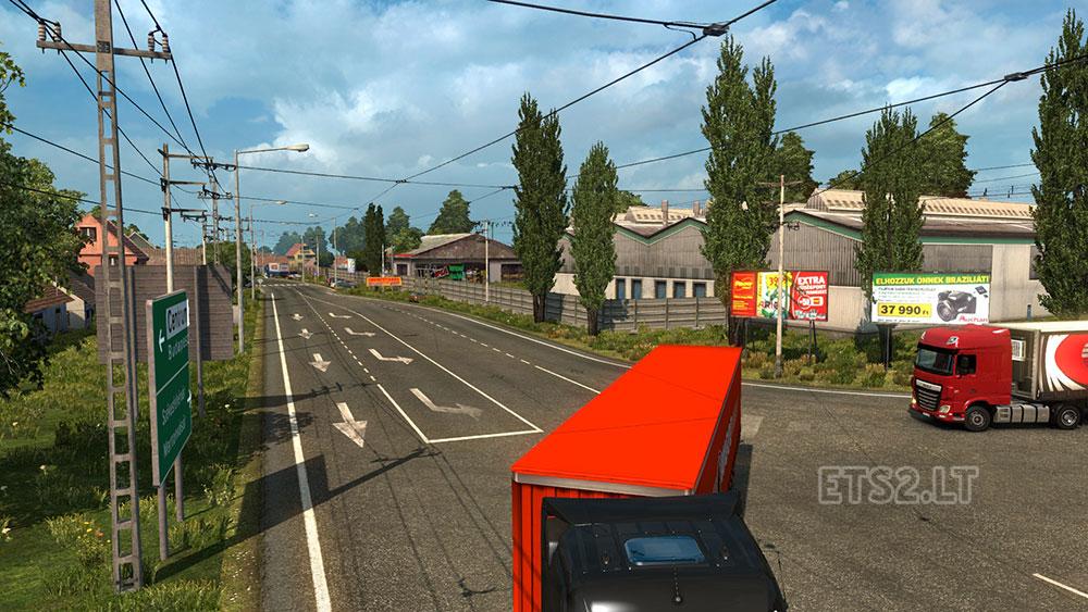 euro truck simulator magyarország térkép letöltés Hungary Map v 0.9.26 + | ETS 2 mods euro truck simulator magyarország térkép letöltés