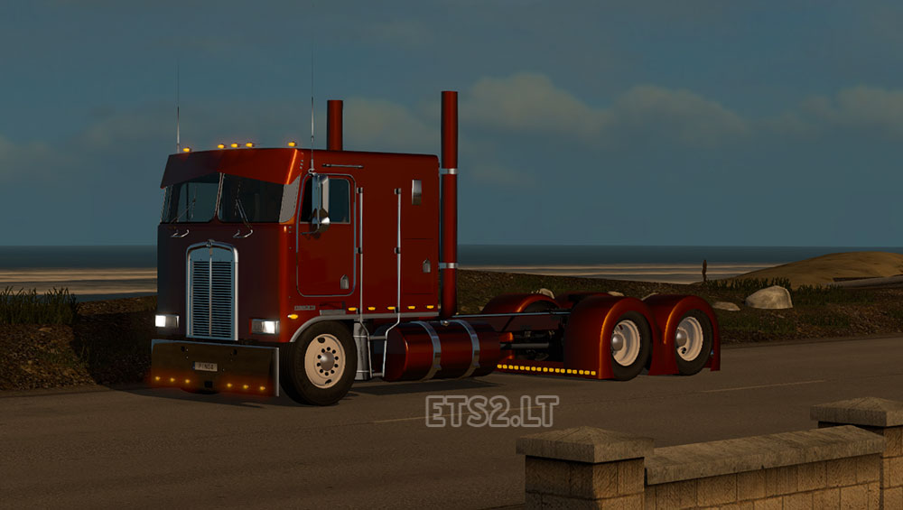 Kenworth K100 Pinga Edit V 2 0 Ets 2 Mods