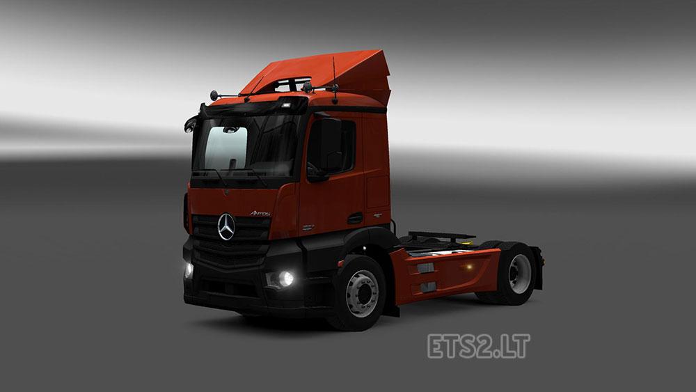 Mercedes Benz Antos 12 V 1 0 0 120 Ets 2 Mods