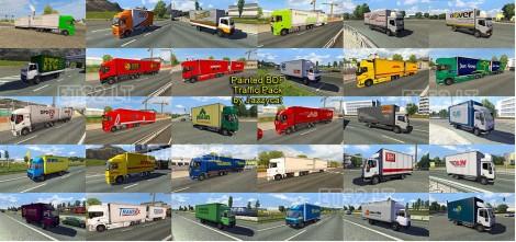 Painted BDF Traffic Pack (1)