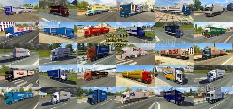 Painted BDF Traffic Pack (2)