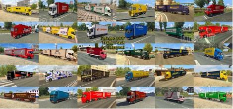 Painted BDF Traffic Pack (3)
