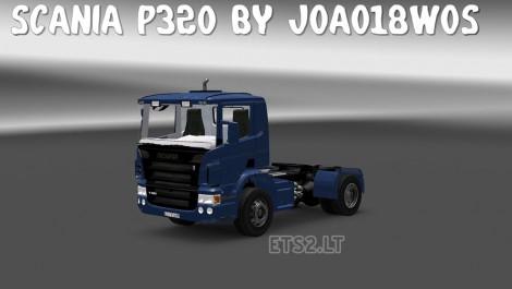 Scania-P320