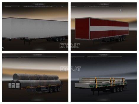 Trailers Pack