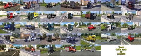 Truck Traffic Pack (1)