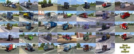 Truck Traffic Pack (2)