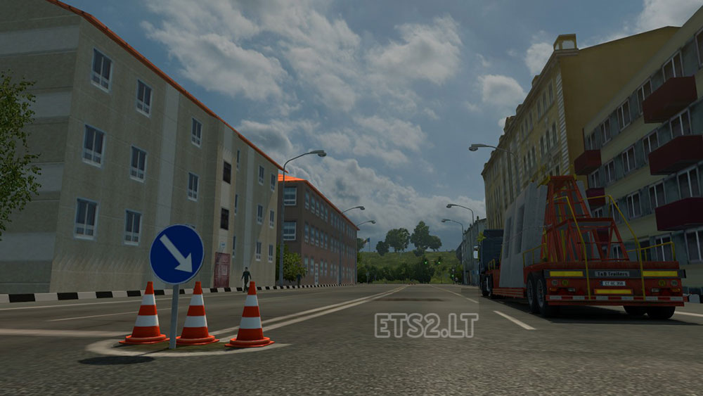 Republic of Moldova Map Project v 0 2 RC3 | ETS 2 mods