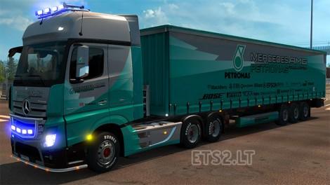 Petronas-F1