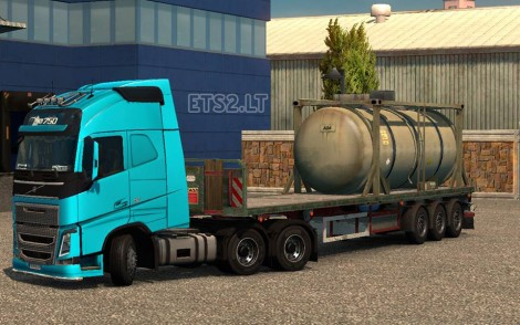 Tank-on-Flatbed-Trailer-1