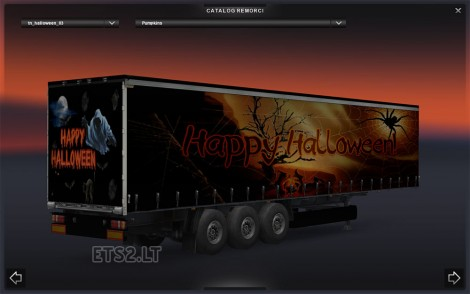 contains 4 types of trailers cool_liner profi_liner schmitz universal fridge trailer all trailers standalone do not reupload happy halloween to everyone - Halloween Trailers