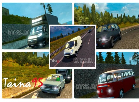 Ai-Traffic-Pack-Mod-1