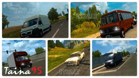 Ai-Traffic-Pack-Mod-2