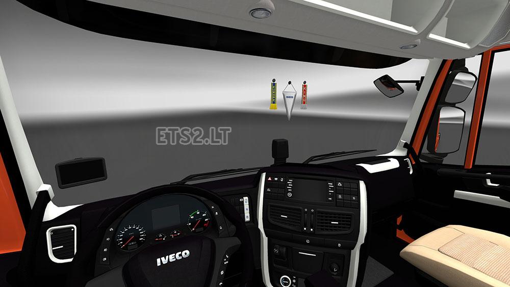 Iveco Stralis Hi Way Interior Exterior Rework Ets 2 Mods