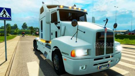 Kenworth-T600