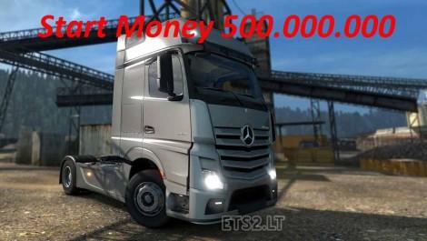 Start-Money